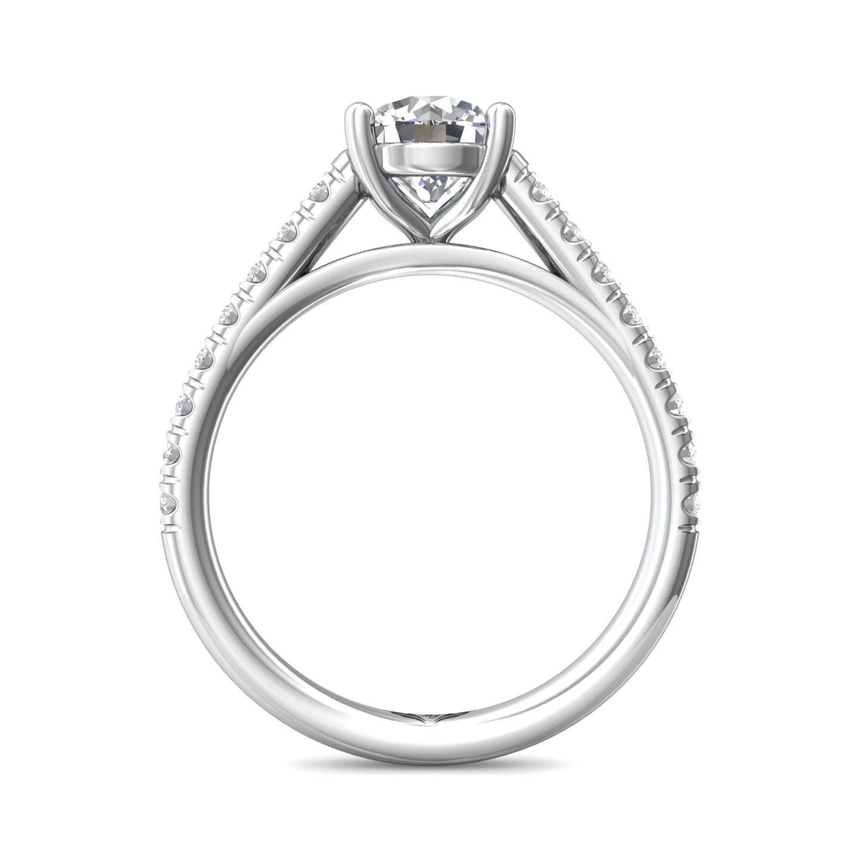 Wolfenstein Wedding Ring.Martin Flyer Handcrafted Engagement Ring Wedding Band Jewelry