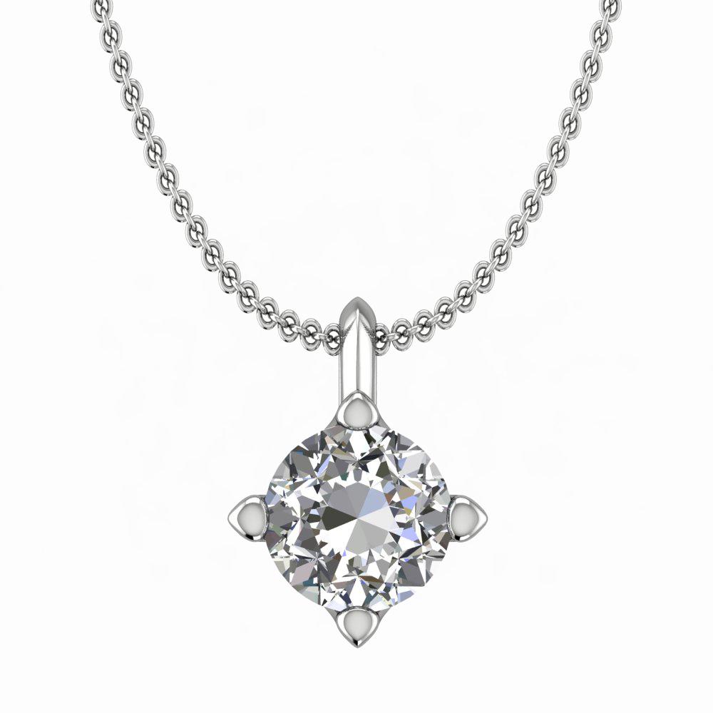 Diamond Classic Pendant